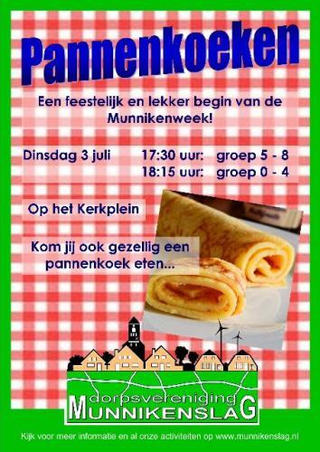 180703 Pannenkoeken eten
