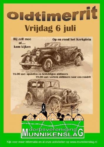 180706 poster oldtimerrit