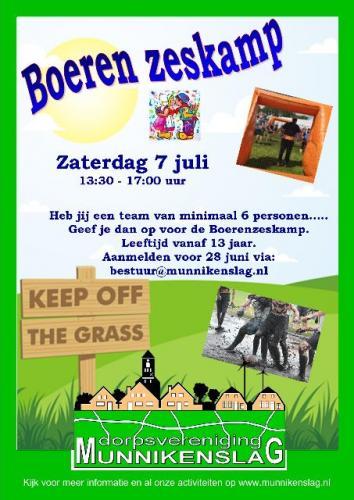 180707 poster Boerenzeskamp