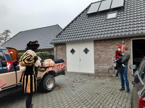 Sinterklaasfeest Munnikenslag 2020